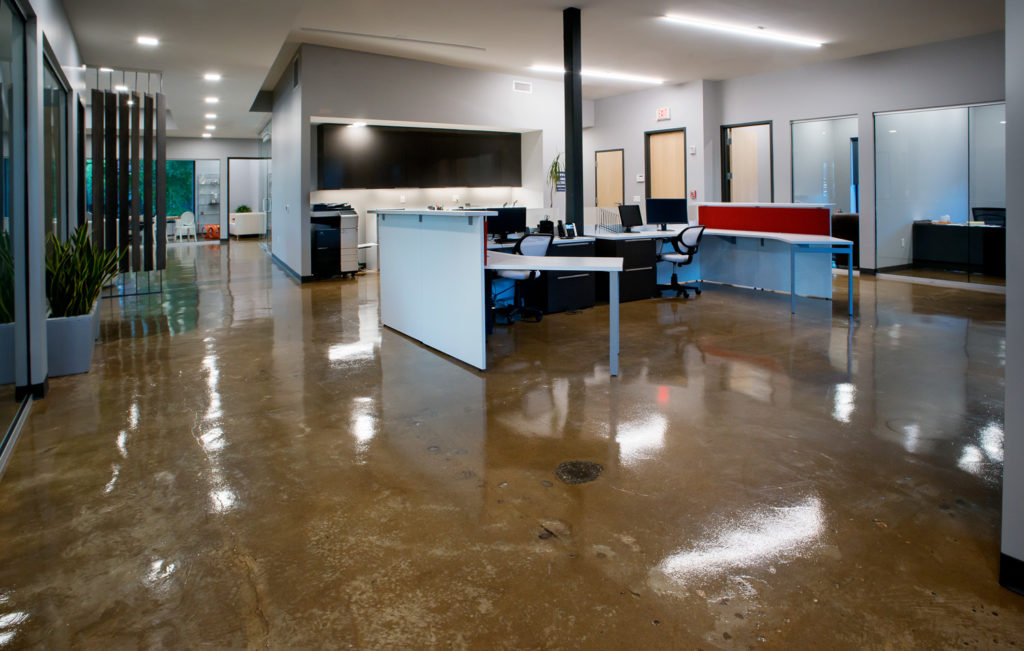 epoxy flooring toledo ohio